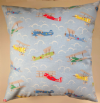 Cushion Cover in Cath Kidston Planes 16""